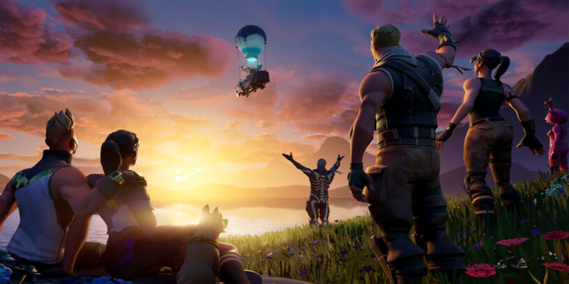 'Fortnite' Leak Reveals Season 11 Called Chapter 2 With New Map & Boats