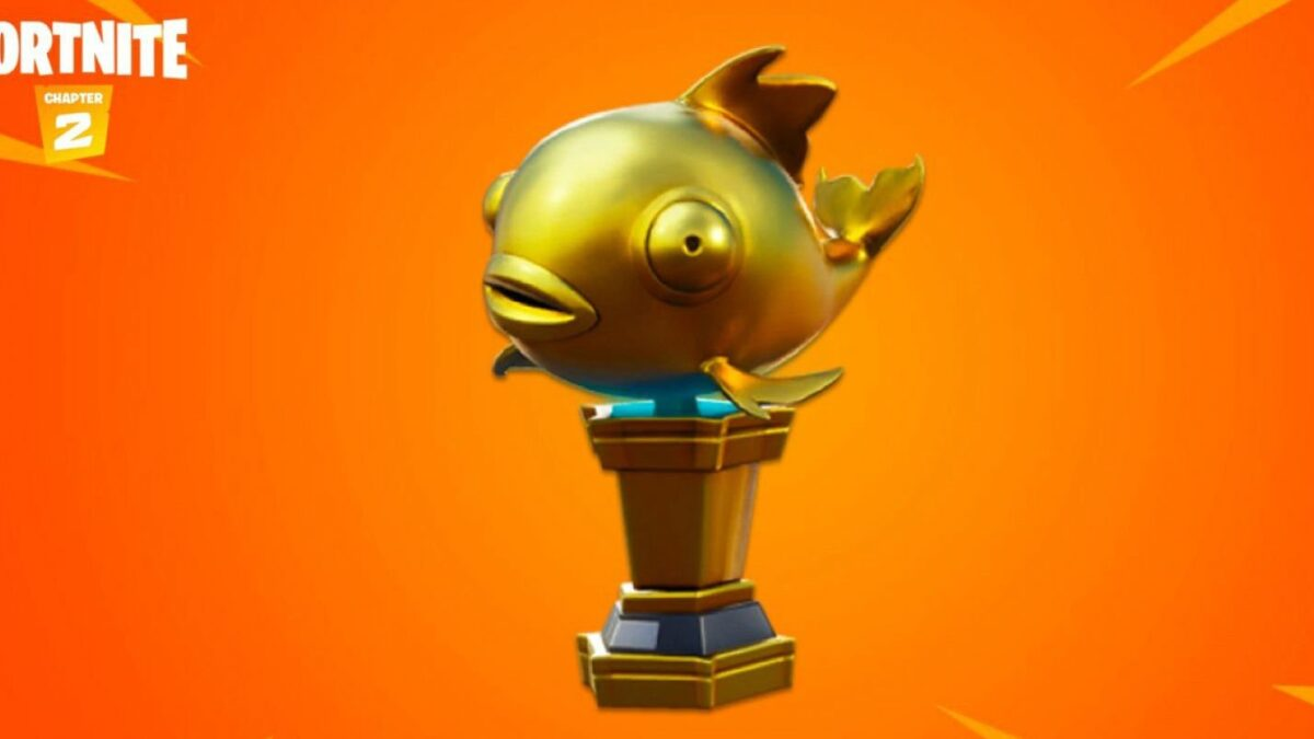 Fortnite's Mythic Goldfish Has Players Obsessed With Fishing