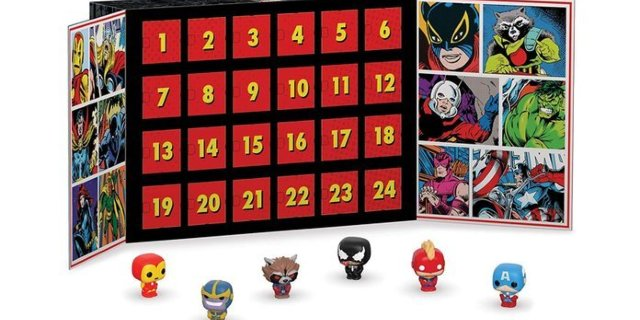Funko's Marvel, Harry Potter, and Fortnite Pop Advent Calendars Are $20 Today Only