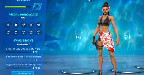 Here's How Much 'Fortnite' Just Buffed XP Gains For Battle Pass Ranking