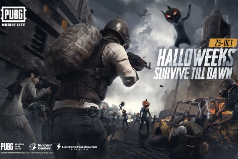 PUBG Mobile Lite is adding a new Halloween survival mode