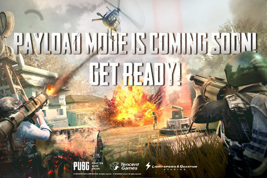PUBG Mobile: Payload Mode Arriving on October 23, Here's Everything we Know