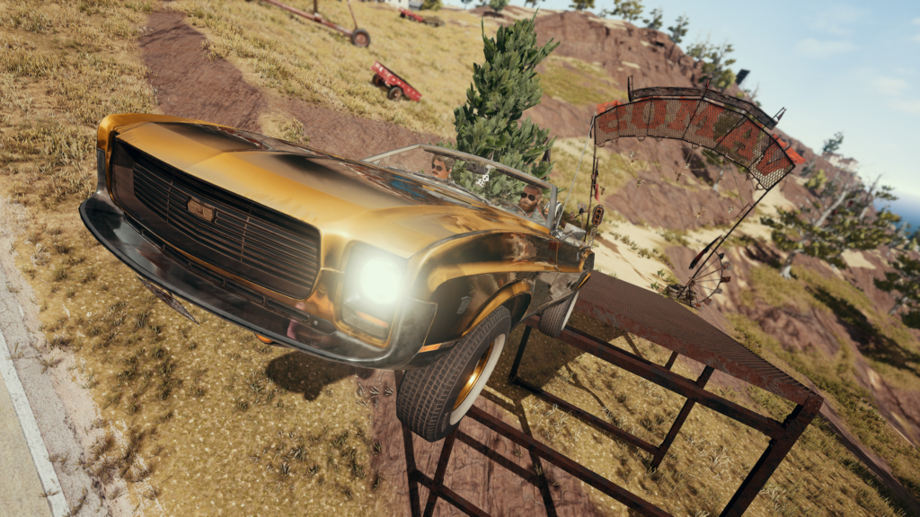 PUBG season 5 is live on PlayStation 4 and Xbox One
