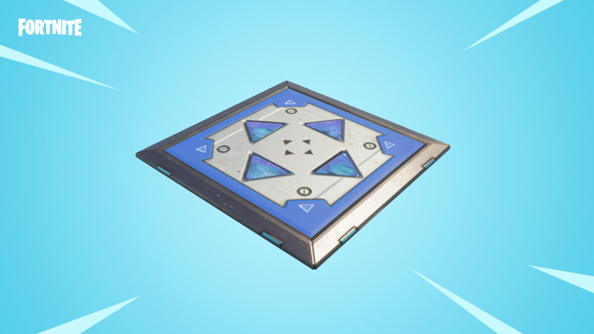 This Bouncer trick lets players jump into enemy boxes in Fortnite
