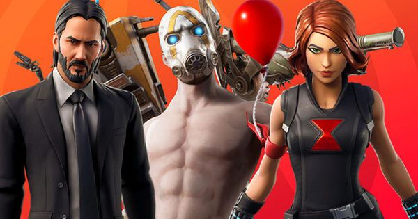With Limitless Ad Deals, 'Fortnite' Is Turning Into Sponsorship 'Super Smash Bros.'