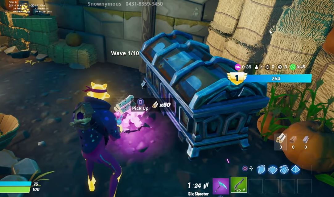 Complete All Fortnite Retribution Creative Quests: How To Collect Resources in Retribution Guide