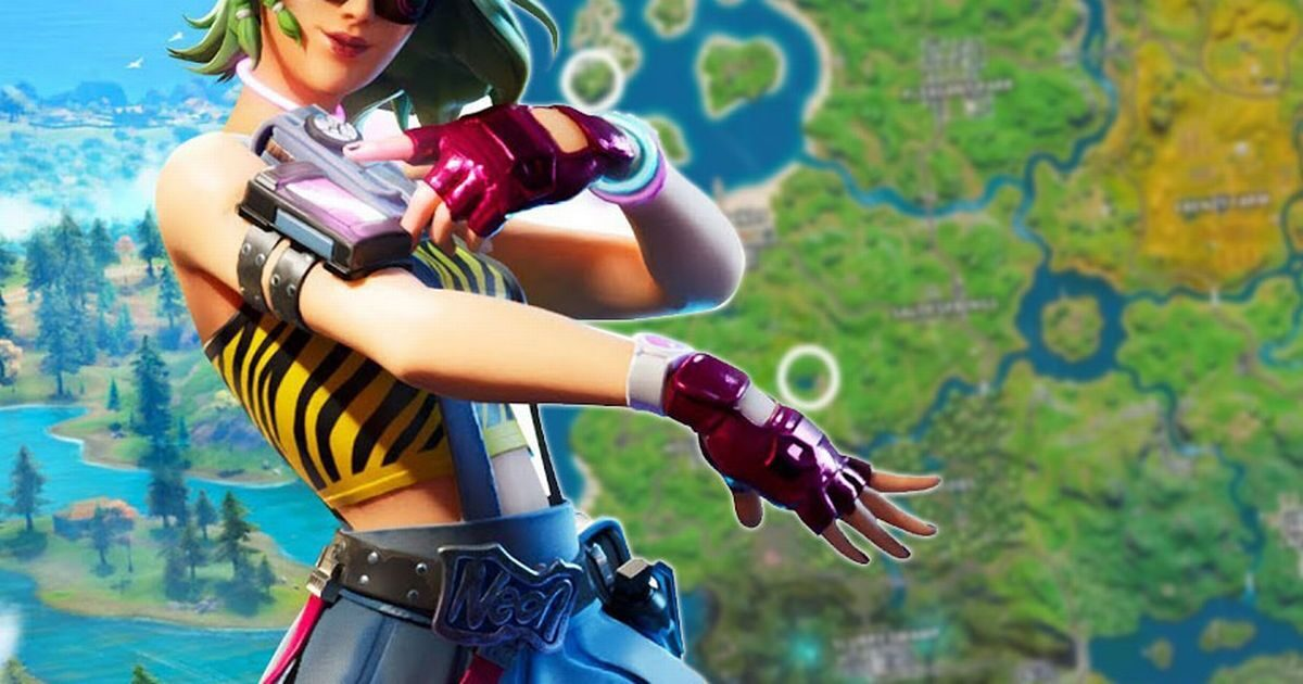Fortnite Boat Launch, Coral Cove, Flopper Pond map locations -Chapter 2 Guide