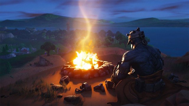 Fortnite Campfire Buff | Do campfires heal faster now?