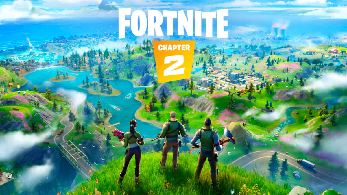Fortnite Chapter 2 Challenge Guides – Swimming Time Trials; Search Hidden E; And More