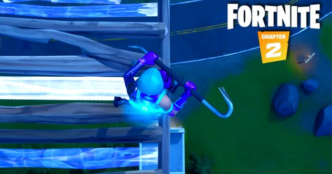 Two Fortnite Chapter 2 exploits that make you immune to fall damage