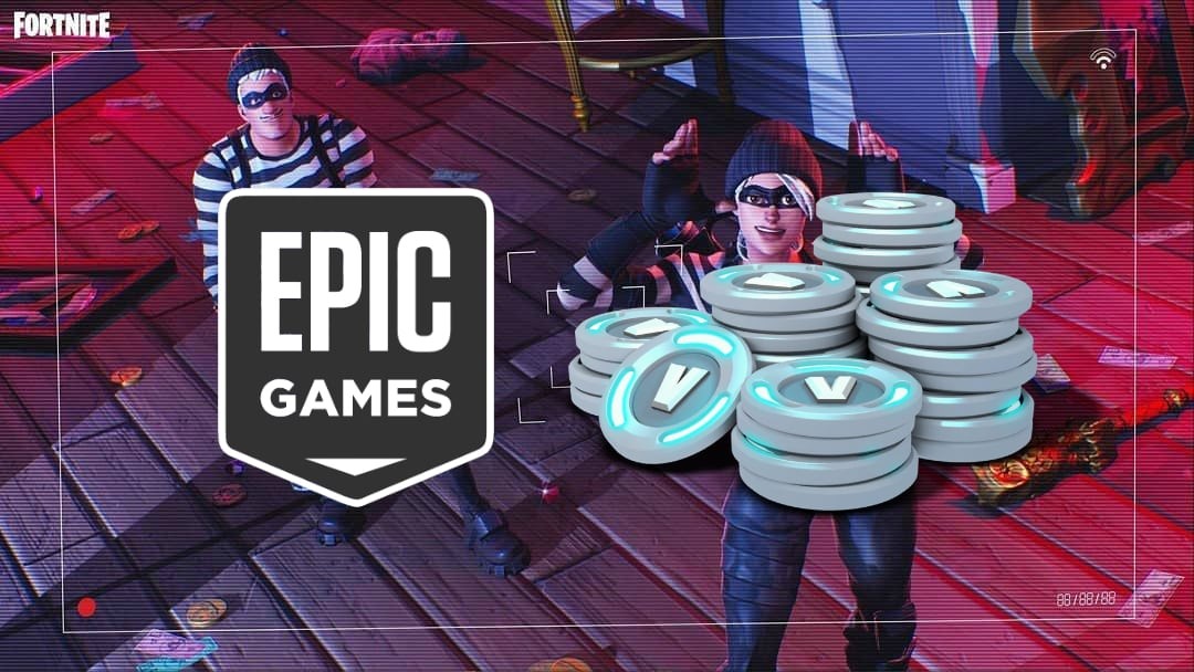 Epic removes third-party Fortnite V-Buck purchases