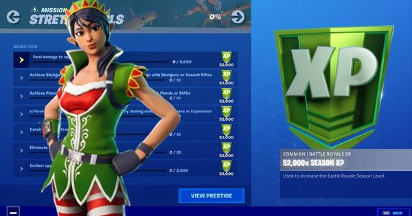 'Fortnite' Chapter 2, Week 10 'Stretch Goals' Challenges Revealed And How To Solve Them