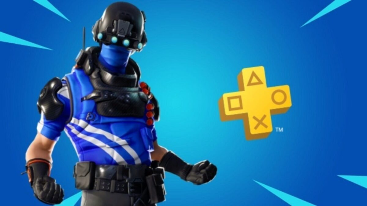 Fortnite launches a new PlayStation Plus Celebration Pack