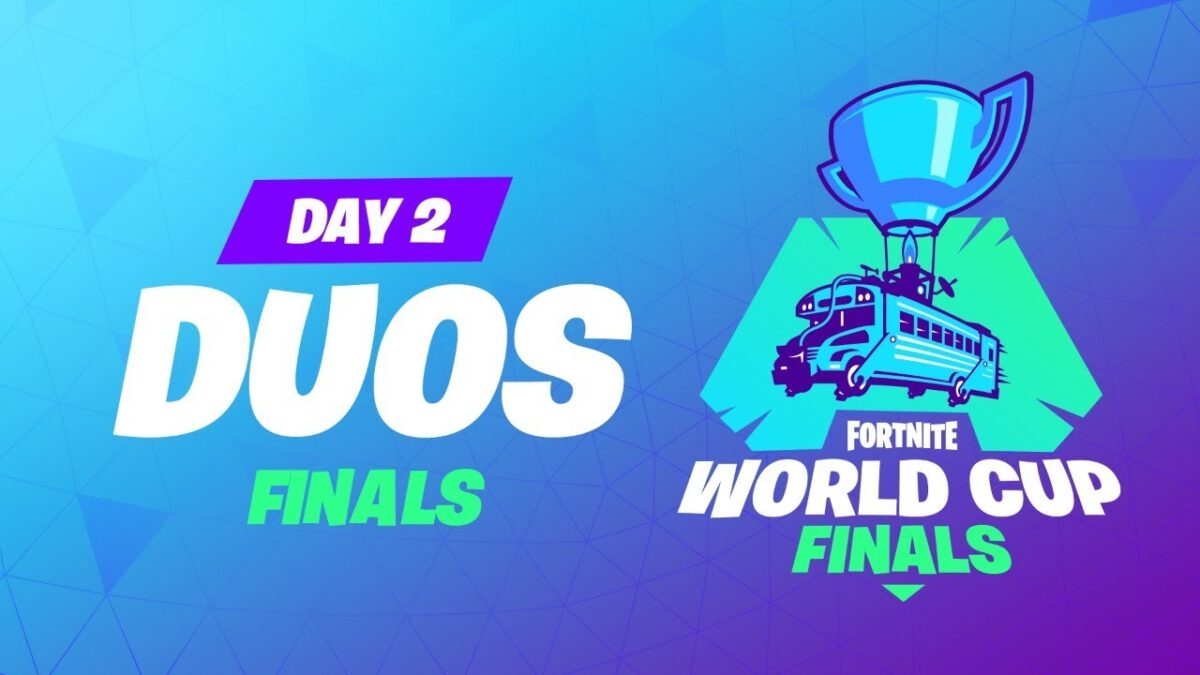 Fortnite World Cup Finals – Day 2