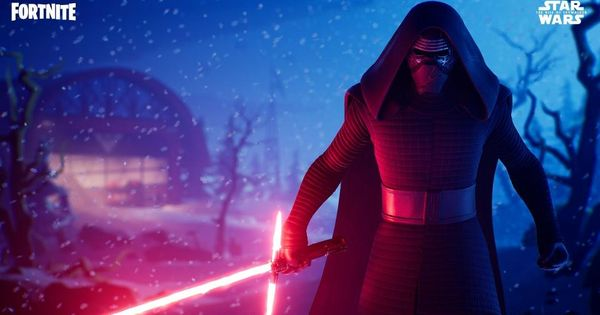 Fortnite S Kylo Ren Skin Is Teasing The Return Of An Old Map Area Esports Fast