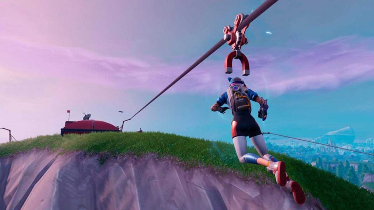 Fortnite's latest fall damage bug is catching players by surprise