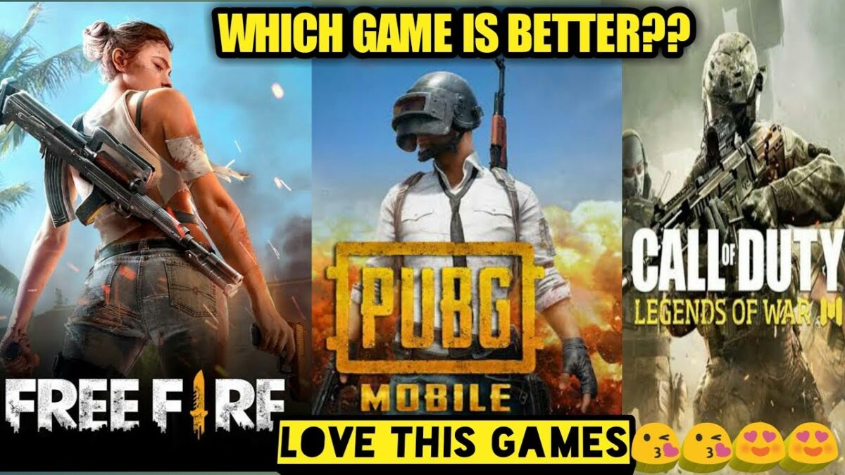 Pubg Cell Call Of Responsibility Freefire Fortnite Were One Of The Top Gaming Application Of The Year Esports Fast