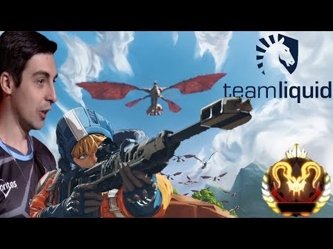 Team Shroud VS Team Liquid Predator Queue Apex Legends Season 2