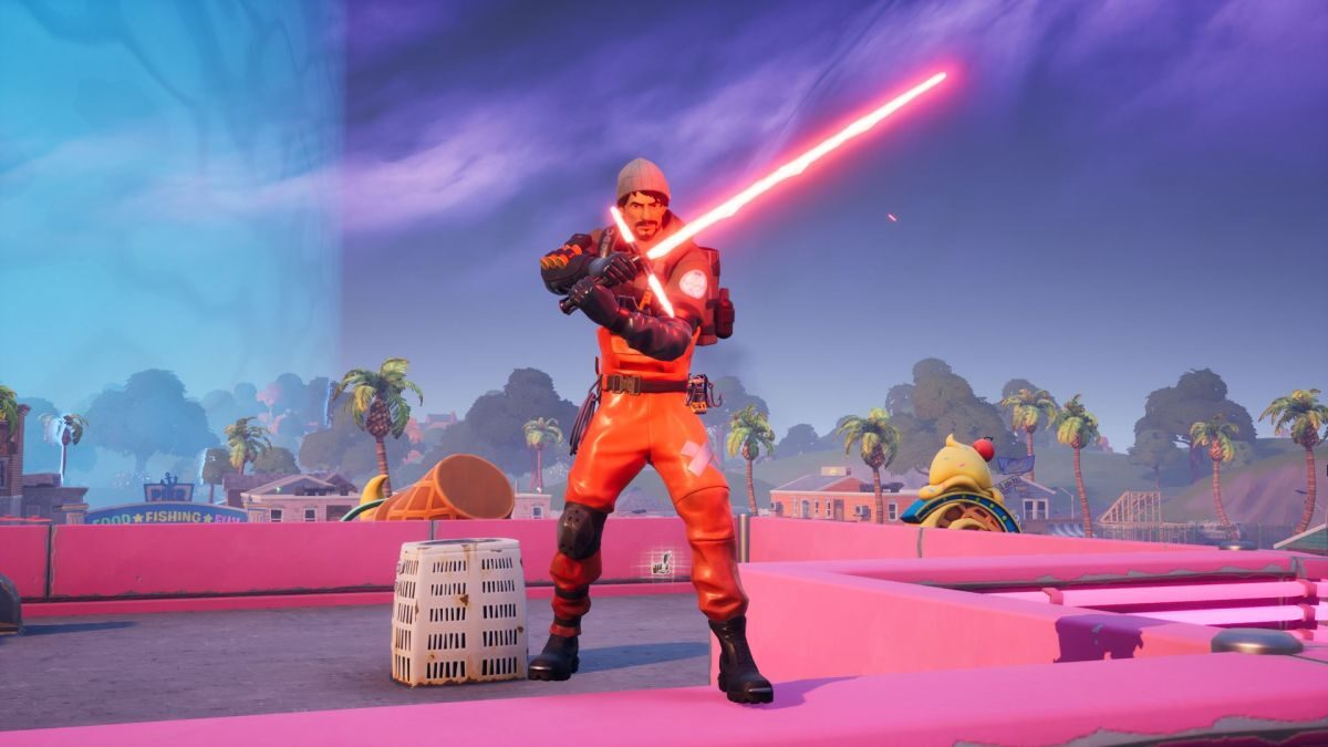 Fortnite lightsaber locations: how to get a lightsaber in Fortnite