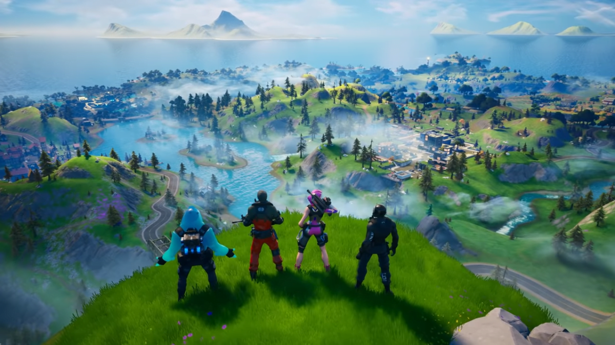 Where to find Fortnite XP drop location in Chaos Rising ...