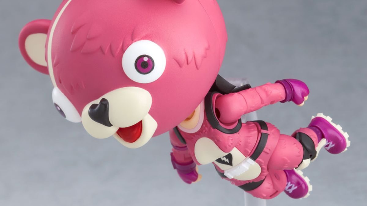 Big-Headed Anime Fortnite Figures Are Coming
