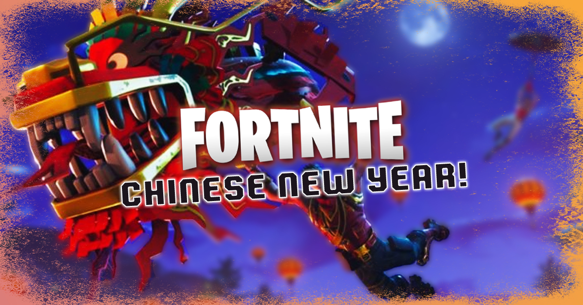 Fortnite: Chinese New Year Event: Skins, Details, Fireworks and More!