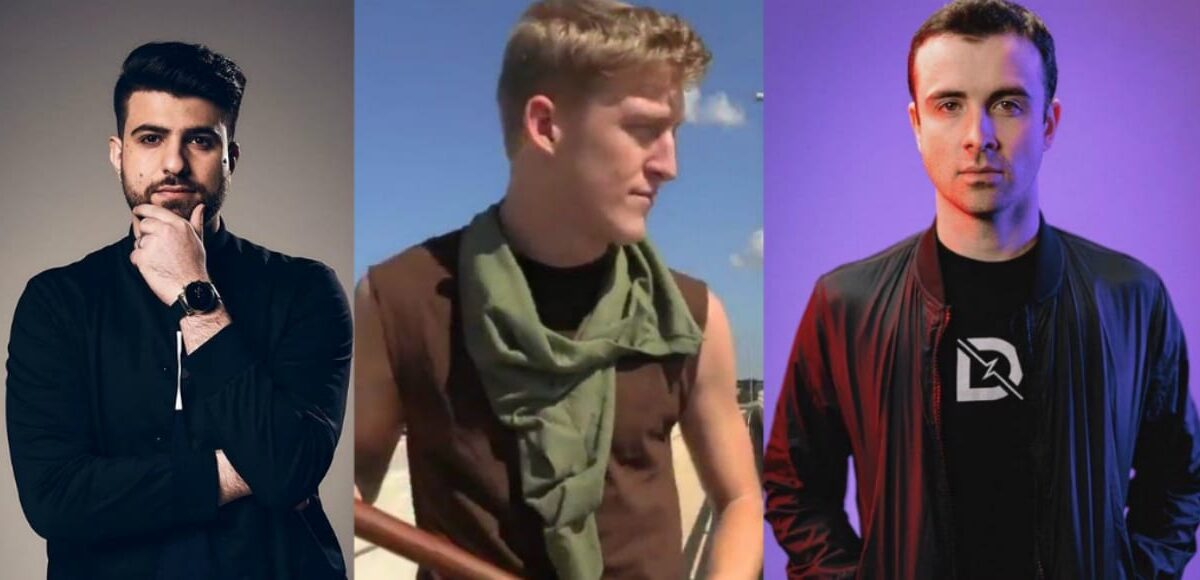 Fortnite fans create skins for SypherPK, Tfue, Nickmercs, and more