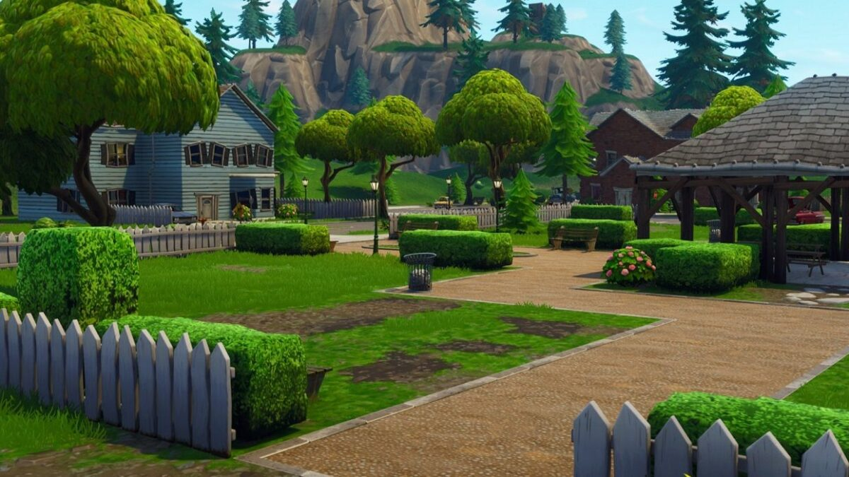 Fortnite May Be Removing Pleasant Park from the Battle Royale Map