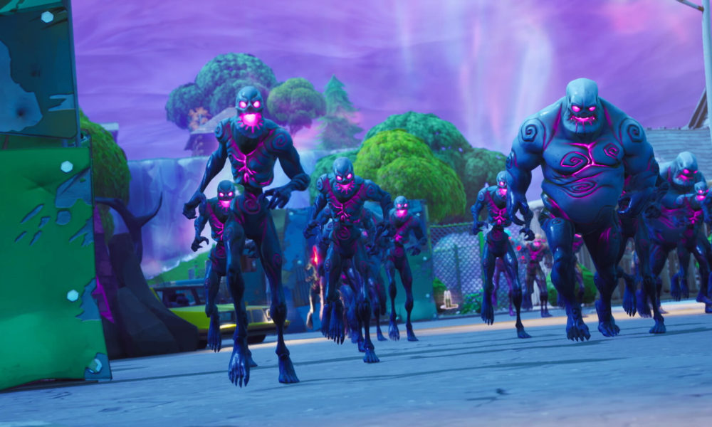 Fortnite Update 10.10 Patch Notes for PS4, PC & Xbox One