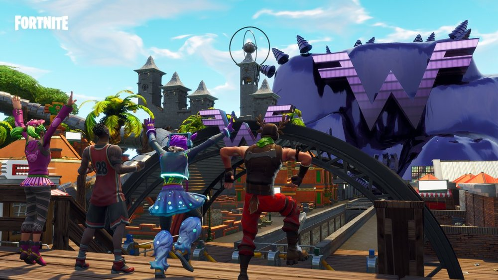 Four of the Best Creative Maps in Fortnite