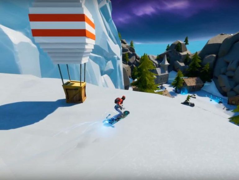 New Fortnite game mode Liferun will debut at PAX South with DrLupo – FORTNITE – News
