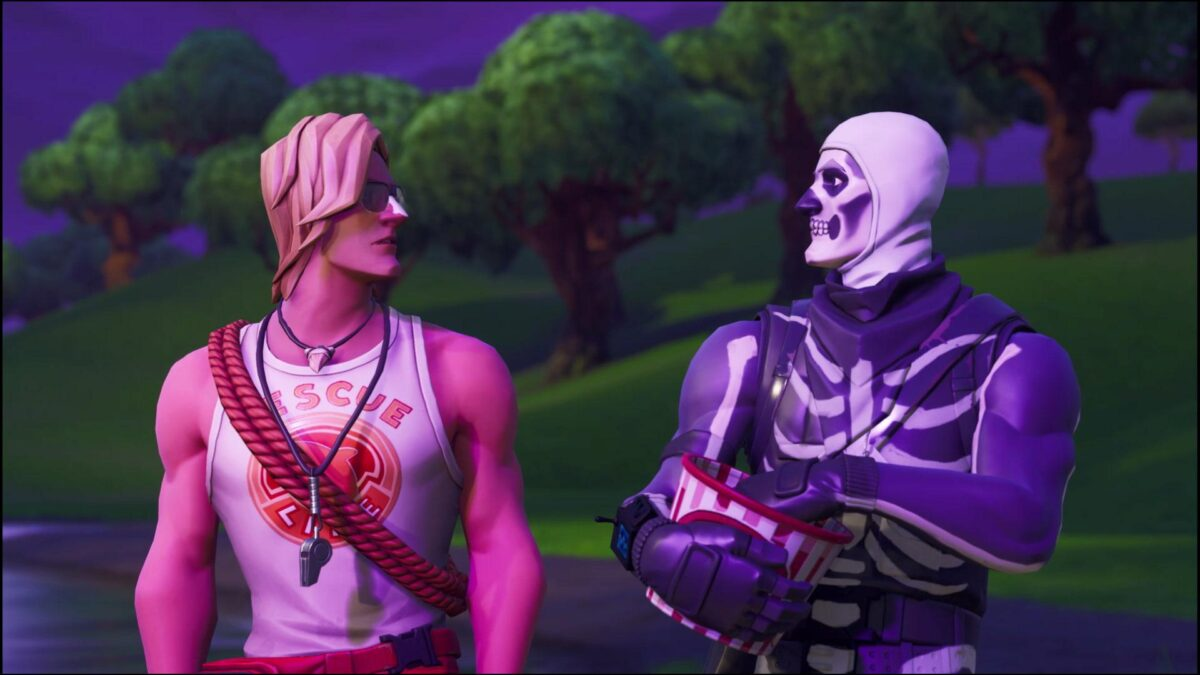 Twitch Rivals Has Been Pulling in Viewers With 'Fortnite' Streams