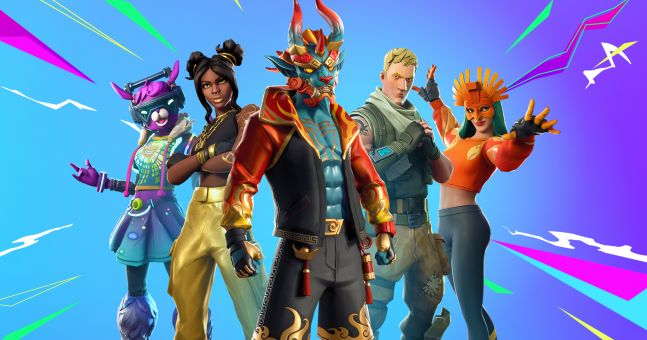 Bizarre Fortnite performance issues could change your skin mid-game