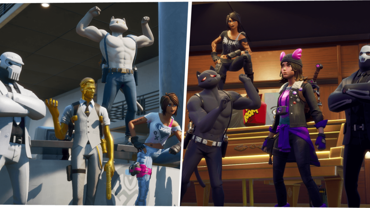 Everything New In Fortnite's Season 2 Patch: Spies, Deadpool, Map Changes, And More