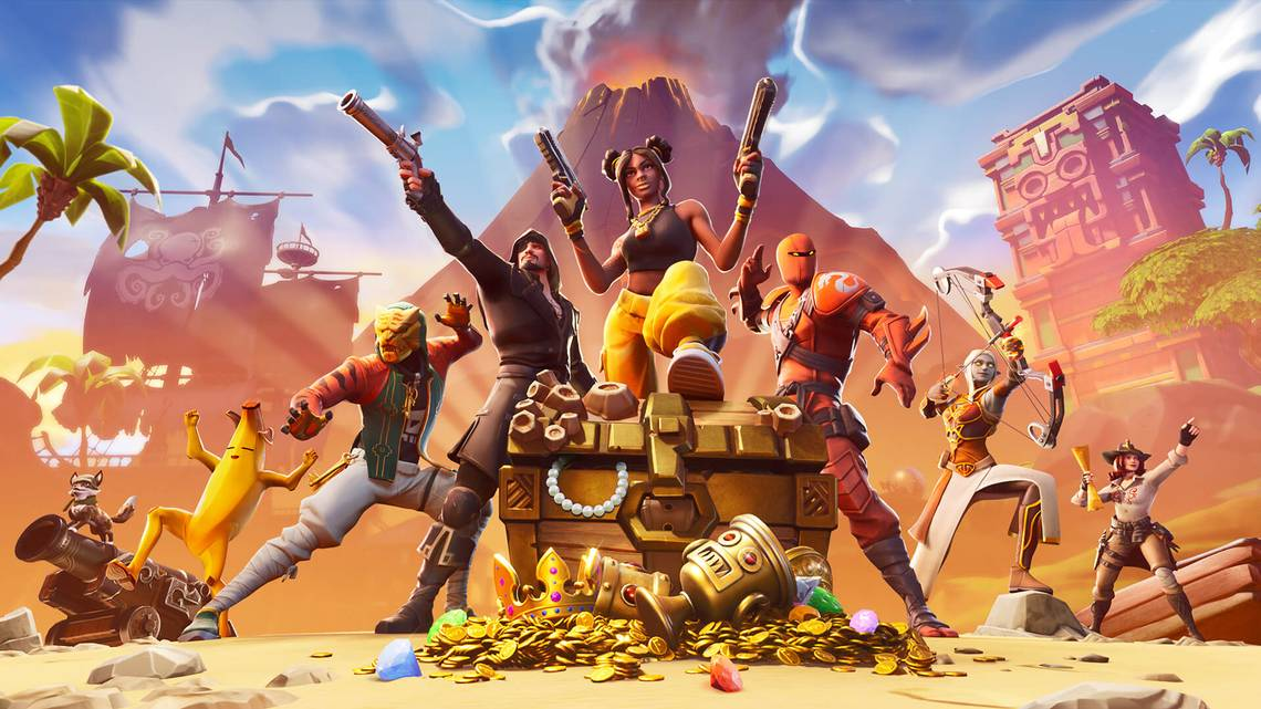 Fortnite earnings continue to drop after years of popularity