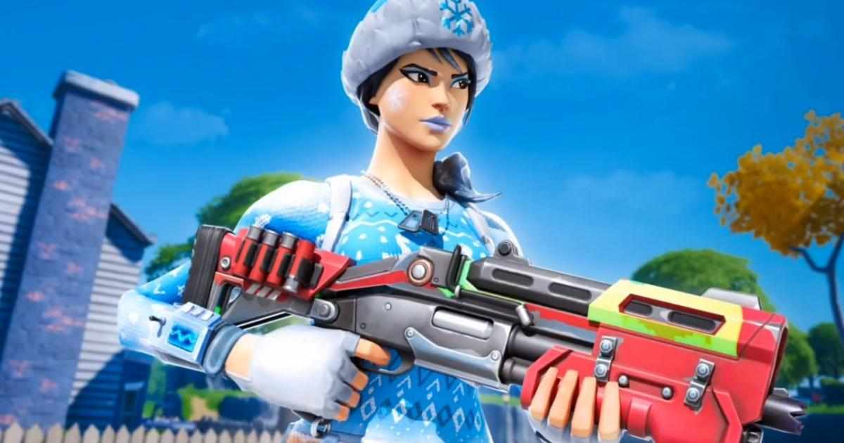 'Fortnite' players discover a game-breaking emote that paralyzes players