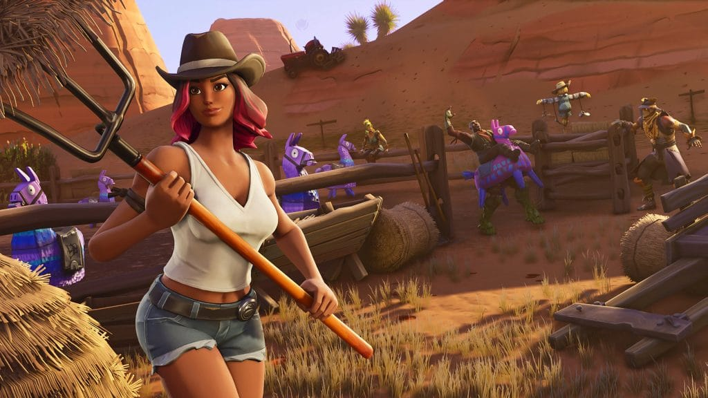 Fortnite 'weak points' pickaxe bug to be fixed in next patch