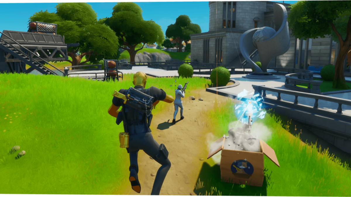 Fortnite's Week 1 Challenges List: Lockie's Lighthouse, Phone Booths, And More (Season 2)