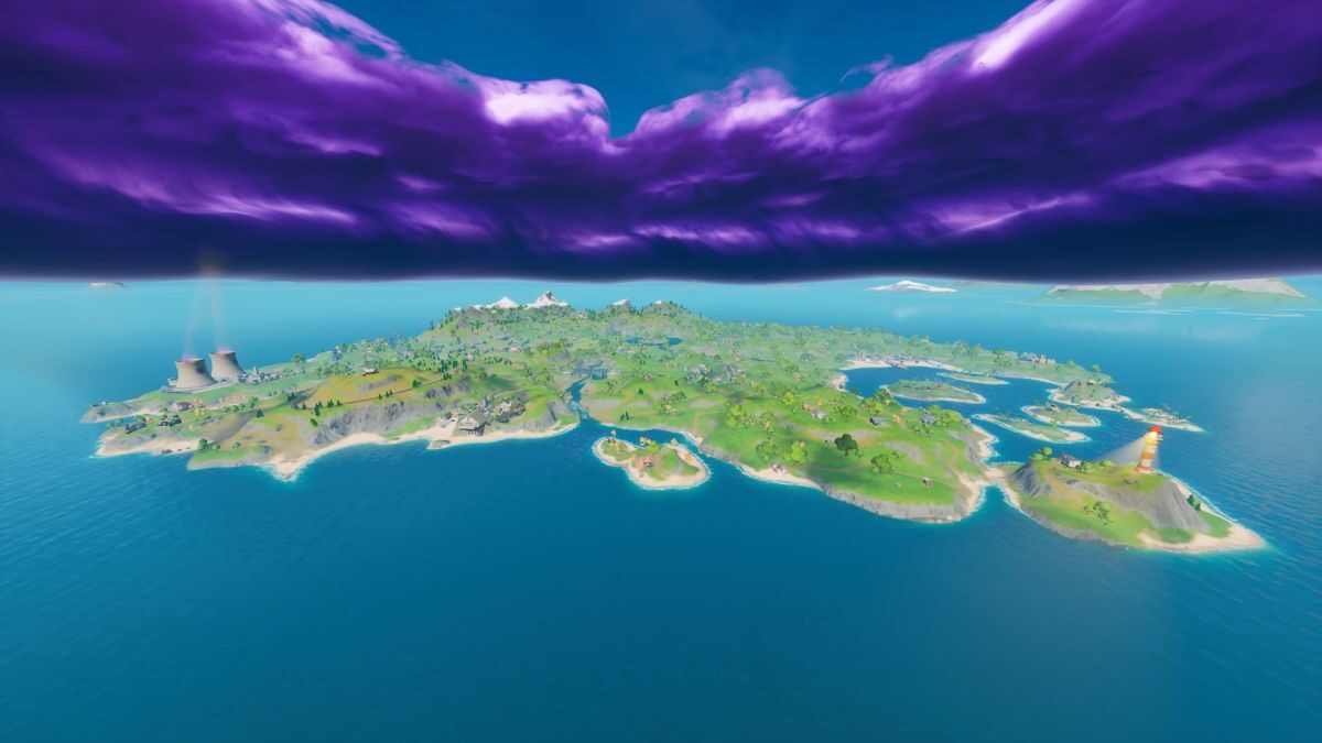 """Leaked Fortnite map images revealed to be """"completely fake"""", leaving details of Season 2 an ongoing mystery"""