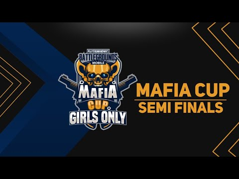 PUBG MOBILE MAFIA GIRLS CUP : SEMI FINALS l MANAGED BY : ORIGIN ESPORTS l POWERED BY : D G GAMING
