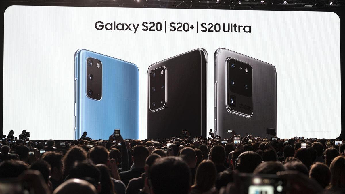 Samsung's Galaxy S20 Powerhouse, Xiaomi's Stunning Flagships, Fortnite Vs Android