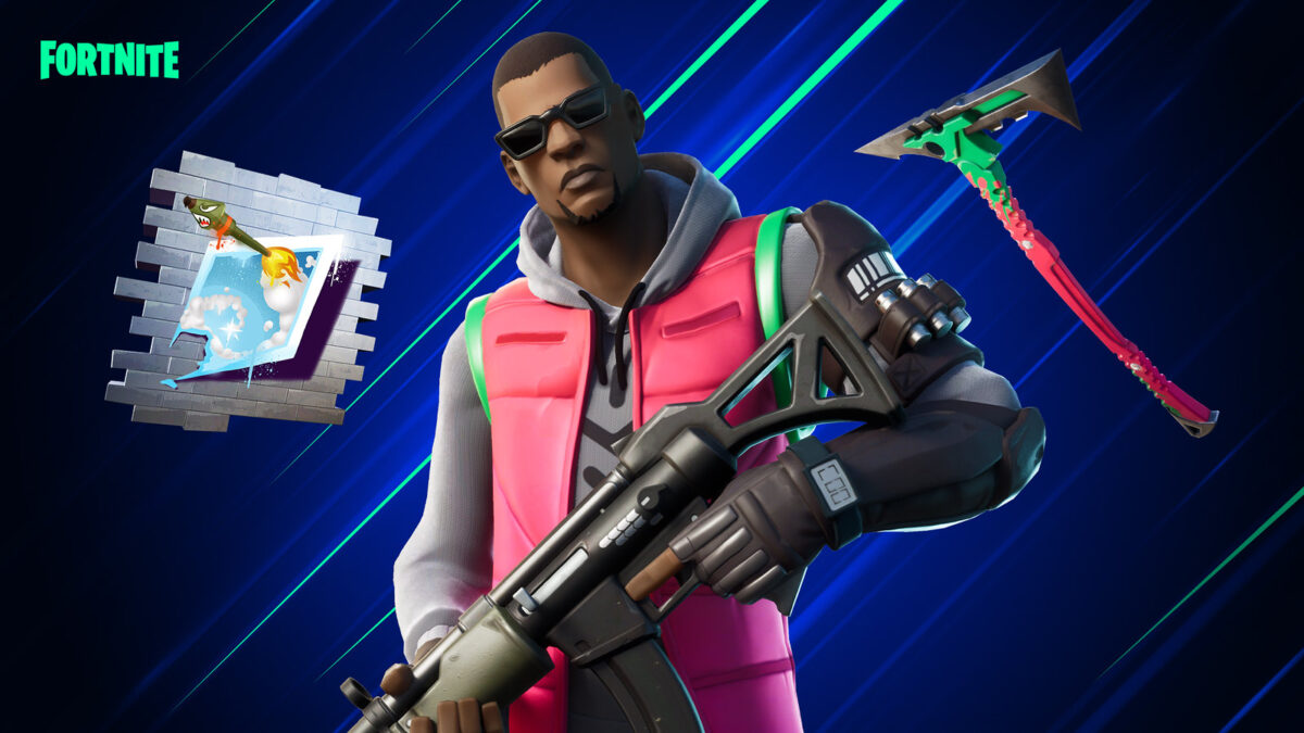 The Fortnite Celebration Cup – Only on PS4