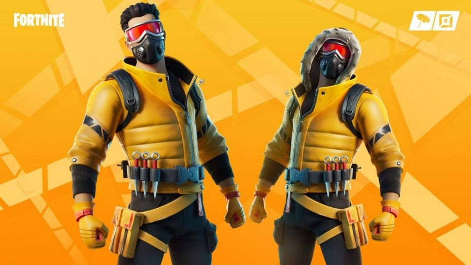 What is in the Fortnite Item Shop today? Caution arrives on February 1