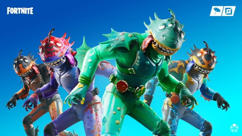 What is in the Fortnite Item Shop today? Moisty Merman is back on February 4