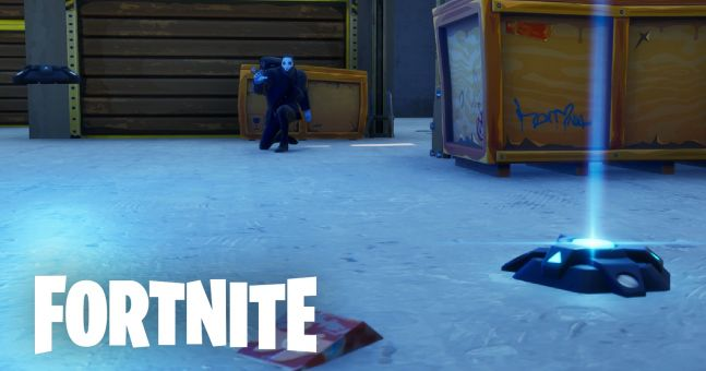 Clever Fortnite trick makes Proximity Mine a throwable explosive