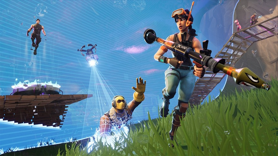 Epic Finally Kills Off Fortnite's Controversial Aim Assist Controller Setting