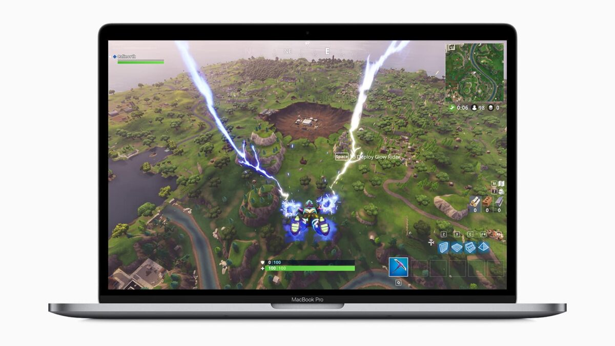 Epic is working to fix Fortnite frame drops on all platforms