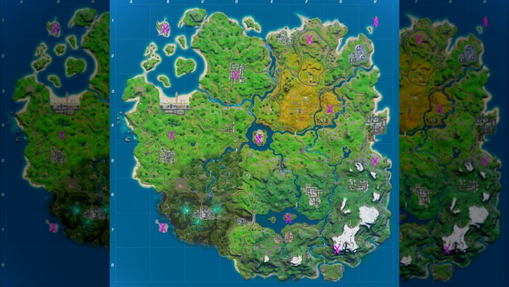 Every Helicopter location in Fortnite