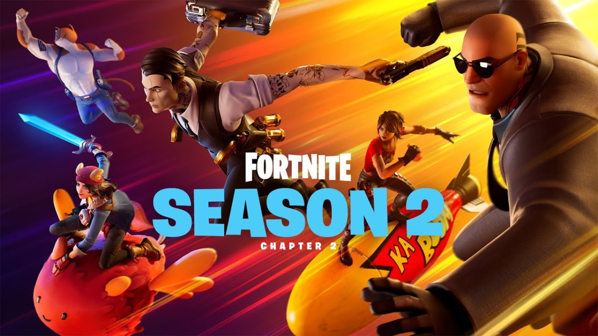 Fortnite 2: Chapter 2 Challenges , Where To Find Deadpool's Plunger