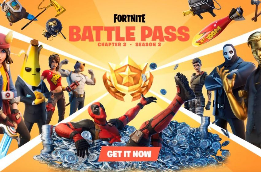 Fortnite Deadpool skin: how to complete the Fortnite Deadpool challenges.